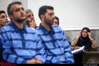 دوازدهمین جلسه دادگاه شرکت پدیده شاندیز