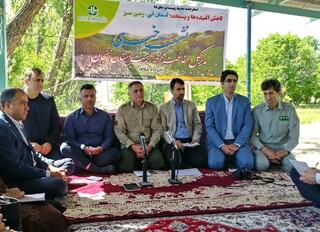 نشست خبری محیط زیست زنجان