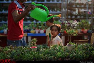 هجدهمین نمایشگاه بینالمللی گل و گیاه مشهد