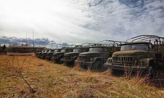 پایگاه نظامی مرموز