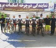 کسب عنوان سوم کشوری توسط دوچرخه سواران تیم بالابان چابهار