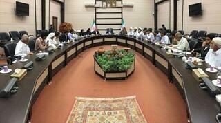دیدار مردم لاشار با استاندار سیستان و بلوچستان