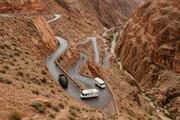 جادههای کهگیلویه و بویر احمد محروم از ایمنی