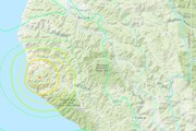زلزله در کالیفرنیا