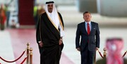 منبع اردنی: بزودی تحول بزرگی در روابط اردن و قطر رخ میدهد