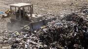 البرزیها روزانه ۱۵۰۰ تن زباله تولید میکنند