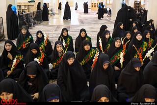 سخنرانی تولیت آستان قدس رضوی در مراسم آغاز جشن های دهه کرامت در حرم حضرت معصومه سلام الله علیها
