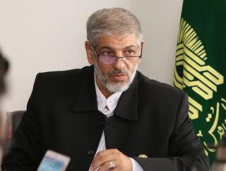 محمد یوسف شاکری.مسئول آستان قدس آذربایجان شرقی