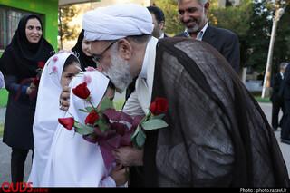 بازدید تولیت آستان قدس رضوی از شیرخوارگاه حضرت علی اصغر علی السلام