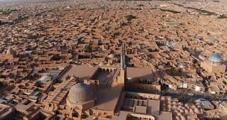بافت تاریخی یزد