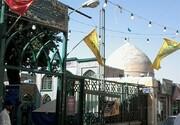 شاهزاده سلطان(ع) از انزوا خارج شد/پایان شایعه تخریب ساختمان قدیم بانک ملی