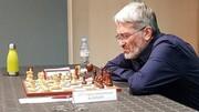 تصویر لو رفته از تقلب یک استادبزرگ شطرنج
