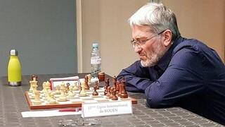 استاد شطرنج