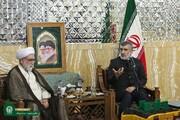پیروزی در سرنگونی پهپاد متجاوز آمریکا را با توسل به امام رضا(ع) به دست آوردیم