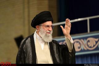 دیدار ائمه جمعه کشور با رهبر معظم انقلاب اسلامی