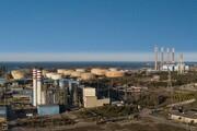 تولید برق در نیروگاه نکا افزایش یافت