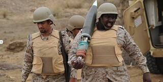 سربازان سعودی