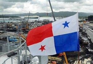 پرچم پاناما