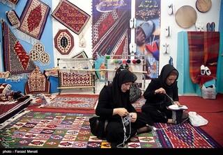 برپایی نمایشگاه صنایع دستی و هنرهای سنتی