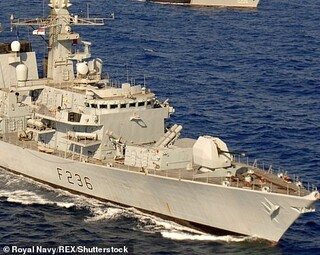 نیروی دریایی انگلیس