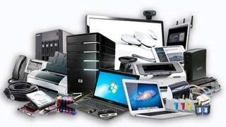 تجهیزات رایانه ای قاچاق در مشهد