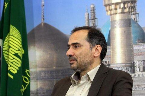 مدیر امور زائران غیر ایرانی آستان قدس رضوی