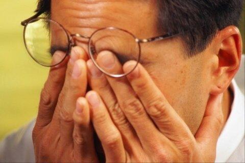 حساسیت چشمی