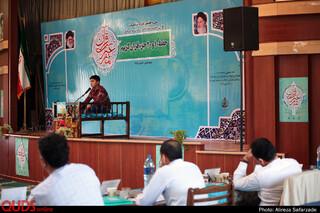 گزارش تصویری از سی و هفتمین دوره مسابقات «قرآن، عترت و نماز» دانش آموزان کشور