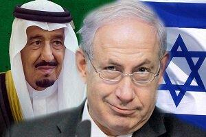 اسرائیل و آل سعود