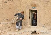 زندگی خالی از تکنولوژی؛ مملو از عشق/زوج سالمند ۵۰ سال در کویر زندگی می کنند
