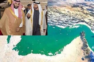 ایران عربستان امارات