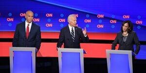 مناظره کاندیداهای دموکرات
