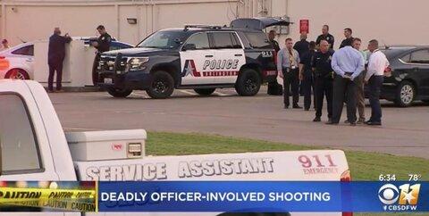 تیراندازی در تگزاس