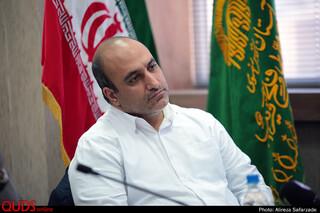 بازدید شهردار مشهد از روزنامه قدس در روز خبرنگار