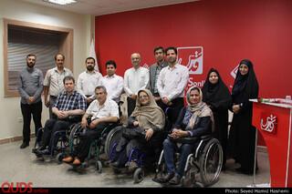 بازدیدهای روزنامه قدس به مناسبت روز خبرنگار
