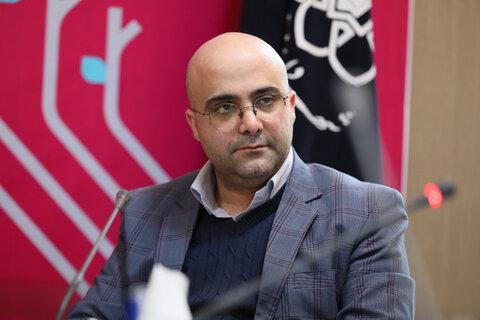 رییس اداره امور هنری شهرداری مشهد