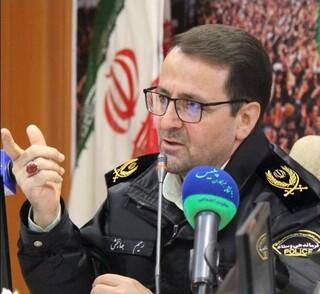 فرمانده انتظامی استان زنجان