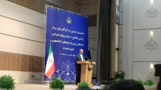 معاون اول رئیس جمهور در مشهد