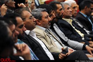 گزارش تصویری/ مراسم روز خبرنگار در مشهد