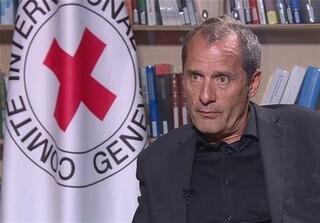 خوان پدرو شارر، رئیس کمیته بینالمللی صلیب سرخ