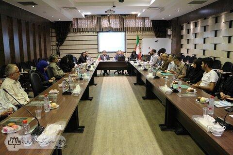 جلسه ای سازمانهای مردم نهاد
