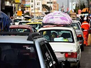 مسافران در اردبیل