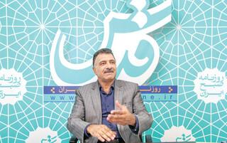 محمد علایی، مدیرعامل شرکت آب منطقهای خراسان رضوی