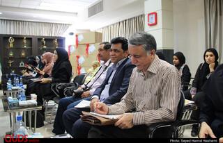 اختتامیه پنجمین جشنواره تولیدملی ورسانه درمشهد
