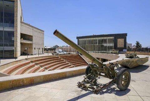 باغموزه دفاع مقدس شیراز پروژهای که موزه شد