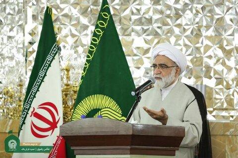 حجت الاسلام مروی تولیت آستان قدس رضوی