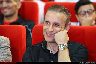 جشن آسیایی شدن و رونمایی از پیراهن تیم فوتبال شهر خودرو