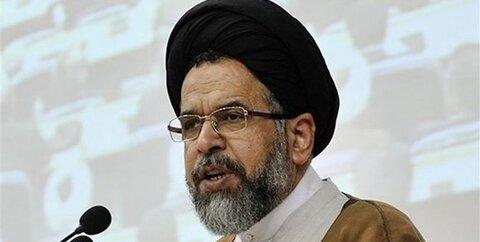 سید محمود علوی، وزیر اطلاعات
