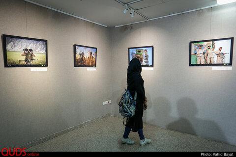 """افتتاح نمایگشاه عکس """"نگاه بانان خورشید"""" در مشهد"""