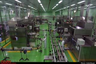 آیین رونمایی از محصولات جدید داروسازی ثامن